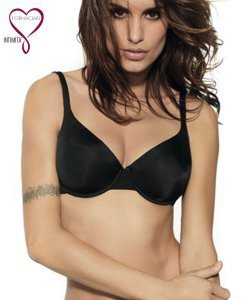 390231ecfe Lormar Spirit Aura unlined bra with underwire made of precious lace ...